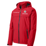 J333 - WB Pilot Logo - EMB - Waterproof Jacket