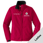 L354 - WB Pilot Logo - EMB - Ladies Traditional Jacket