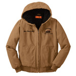 CSJ41 - A114E001 - EMB - Duck Jacket