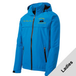L333 - A114-S1.0-2017 - EMB - Ladies Waterproof Jacket