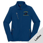 L324 - A114-S1.0-2017 - EMB - Ladies Soft Shell Jacket