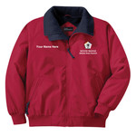 J754 - WB Pilot Logo - EMB - Traditional Jacket