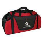 BG1050 - WB Pilot Logo - EMB - Medium Travel Bag